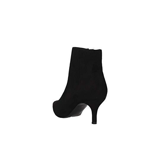 Noir Exe' Bottines Black 427 Femme et Hillary Bottes Wq0WOP