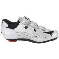 Sidi Zephyr 22030000, Sportschuhe - Radsport, black pearl white (schwarz/perlweiss), Gr. 38 Rennradschuhe