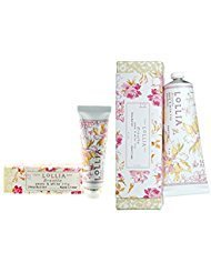 Lollia - Holiday Breathe Hand creme Gift Duo  Hand Cream SET