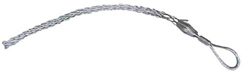 Woodhead Electrical - Flexible Eye, Single Weave Mesh, Steel Wire Pulling Grip - 26 Inch Mesh, 2 to 2.49 Inch Cable Diameter