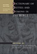 Dictionary of Deities and Demons in the Bible 2nd Revised Edition CD