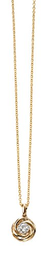 Elements - Collier - Or jaune - Diamant - 51.0 cm - GP2005