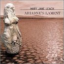 Mary Jane Leach: Ariadne's Lament Ranking TOP12 Various by Artists Shipping included 1998-02-24