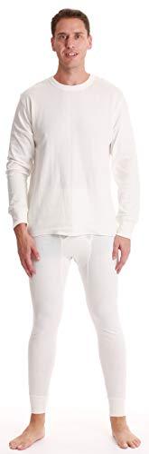 #followme Mens Thermal Underwear Set 95961-ECR-M
