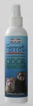 Marshall Ferret Odor Remover (Ferret And Small Animal Odor Remover 8fl.oz. (237ml))