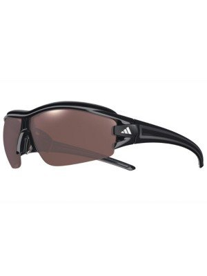 Herren Sonnenbrille adidas Sport eyewear Evil Eye Halfrim Pro S shiny black