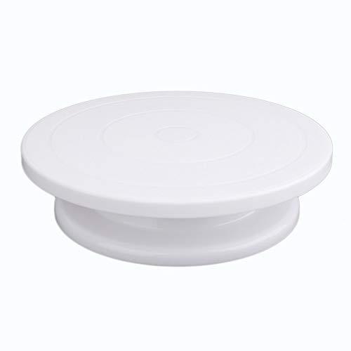 Cocorn Tocadiscos de plástico para decoración de Tartas, práctico ...