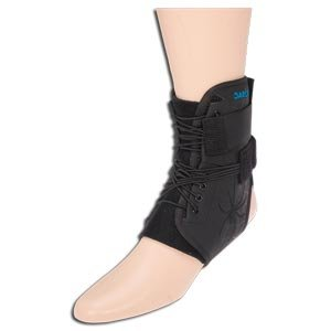 Darco Web Ankle Brace with Bungee Closure Size Medium -Womans shoe 9.5 -11 Mens -7.5 - 10 ()