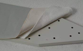 Iron-A-Way 001500 and Handi-Press 001500 Ironing Board Replacement Cover and Pad, Cool Grey