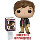 Funko Pop! TV: Gossip Girl - Nate Archibald Vinyl Figure (Bundled with Pop Box Protector Case)