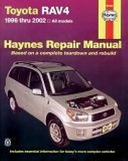 Toyota rav4 1996 thru 2005 all models haynes repair manual toyota rav4 1996 2002 haynes repair manuals sciox Image collections
