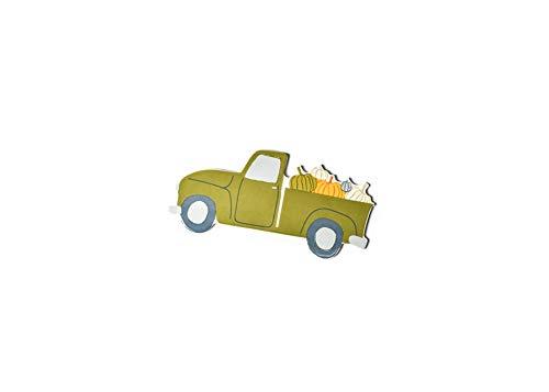 HAPPY EVERYTHING! Pumpkin Truck Mini Attachment