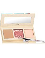 BENEFIT COSMETICS Pretty In The U.S.A ''Bronzer Brows Blush & Highlighter Set''