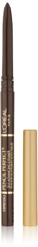 LOreal Paris Pencil Perfect Self-Advancing Eyeliner, Expresso, 0.01 Ounces