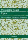 Reclaiming Social Rights, Paul Hunt, 1855218453
