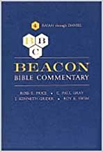Book Beacon Bible Commentary, Volume 4: Isaiah Through Daniel (Beacon Commentary)