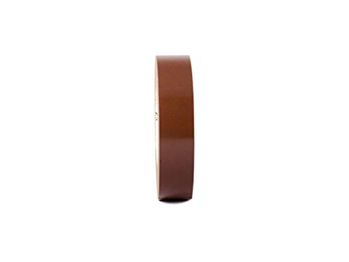 """UPC 638037681130, T.R.U. EL-766AW Brown General Purpose Electrical Tape 3/4"""" (W) x 66' (L) UL/CSA listed core. Utility Vinyl Synthetic Rubber Electrical Tape"""