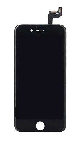 the best attitude 98a1b 48c4d Refurbished Outside Broken Glass 100% Original LCD Display + Touch Screen  Assembly with Frame for iPhone 6s Plus Black with Tools