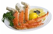 Charleston Seafood Frozen King Crab Legs, 32-Ounce - Legs Crab Lb 2 King