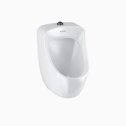 Sloan SU-7009 Vitreous China .125 GPF Urinal 1107009 White