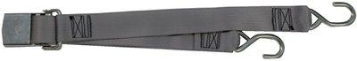 Rel Rope - TIEDOWN GUNL 20FT QUIK REL Stainless Steel