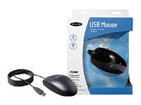 - Belkin 3-Button Mouse PS2 Only Black (F8E813-BLK-USB)