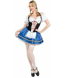 Gretel Adult Costume Size One Size (Adult Gretel Costume)
