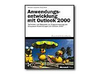 Anwendungsentwicklung mit Outlook 2000, m. CD-ROM