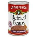 La Preferida Bean Refried Chplte