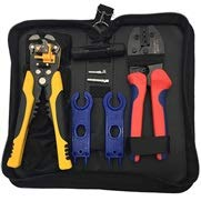 Shears MC4 Photovoltaic Connector Crimping Tools Cold Clamps Terminal Clamps Solar Terminal Crimping Tool Sets LPLHJD by LPLHJD Shears