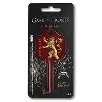 Game Of Thrones - LANNISTER - UL2 House Key, will need to be cut Keys-Cut