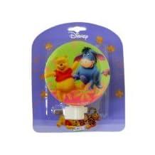 Disney Winnie The Pooh & Eeyore Night Light #2 - Assorted Styles