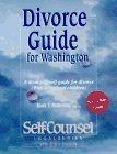 Divorce Guide for Washington, Mark Pattersen, 088908758X