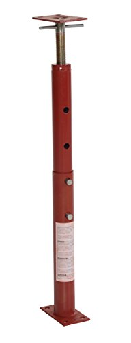 "Vestil FJB-36 Basement Floor Jack, 19"" - 36"" Height Range, Maximum Height Capacity (lbs.) 6863, Minimum Height Capacity (lbs.) 9738"