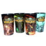 Collectors Cup Set (Limited Edition World of Warcraft Cups Set of 4)