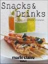 Snacks & Drinks - marie claire