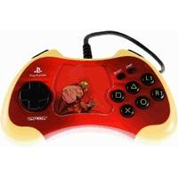 Official Street Fighter Anniversary Edition Controller - Ken (Old School Ps2 Controller compare prices)