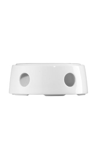 (Arzberg 5.2-in. TRIC Warmer with Tealight, White)