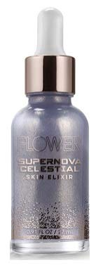 FLOWER Beauty Supernova Celestial Skin Elixir, face primer 0.91oz, pack of 1