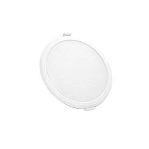 Syska 5 Watt Round LED Panel Light (Natural white)