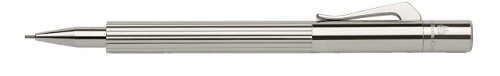 - GRAF von Faber-Castell Pocket Platinum Plated Propelling Mechanical Pencil