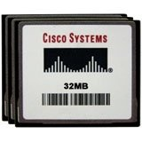 "Cisco - Flash Memory Card - 32 Mb - Compactflash - For Cisco 1811, 1812, 1841 ""Product Type: Computer Components/Flash Memory (Networking)"""