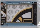malcolm-subban-hockey-card-2015-16-upper-deck-black-diamond-rookie-team-logo-jumbos-rtl-ms