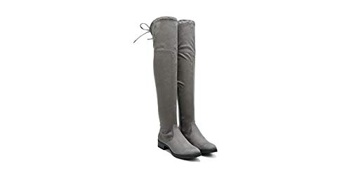 Circus by Sam Edelman Women's Peyton Over The Over The Knee Boot, Stone Blue, 9.5 Medium US (Sam Edelman Kent Over The Knee Boots)