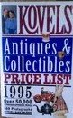 Kovels' Antiques and Collectibles Price List 1995, Ralph M. Kovel and Terry H. Kovel, 0517882590