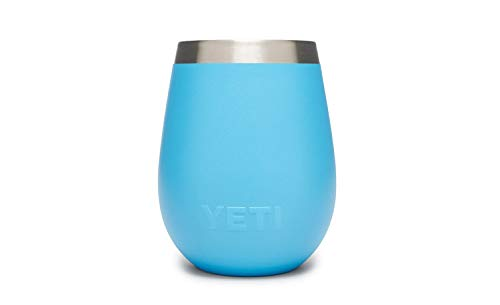 YETI Reef Blue Wine Tumbler 10 Oz, 1 EA by YETI (Image #1)