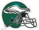 Wincraft Philadelphia Eagles Decal (NFL Philadelphia Eagles 16785031 Multi-Use Colored Decal, 5