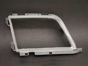 Mercedes r129 SL Headl& Door (halogen) RIGHT rh passenger side & Amazon.com: Mercedes r129 SL Headlamp Door (halogen) RIGHT rh ...