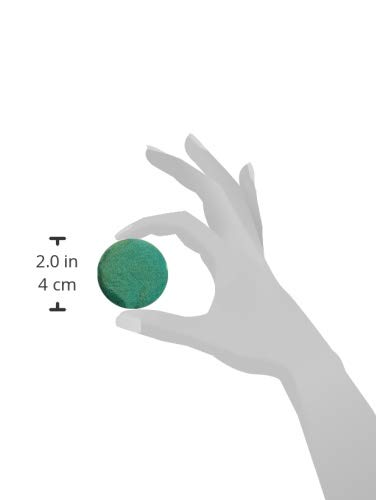 Mettoo Green Holographic Sparkle Body Foil Pro, 500 Count by Mettoo (Image #3)