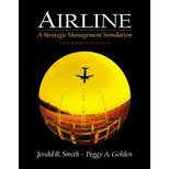 Airline - A Strategic Management Simulation (4th, 02) by Smith, Jerald R - Golden, Peggy A [Paperback (2001)] pdf epub